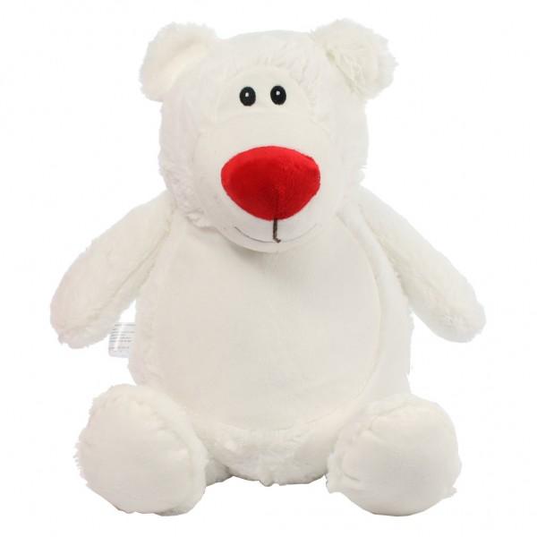 Bear Cubbie White