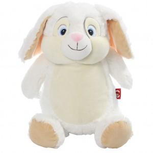 Bunny Cubbie White
