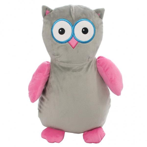 Owl Grey Pink