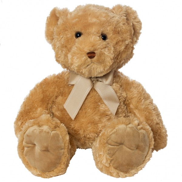 Max Beige (53cm) - Personalised Teddy Bear