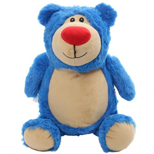 Bear Cubbie Turquoise