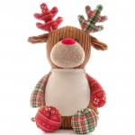 Christmas Reindeer Patchwork NEW