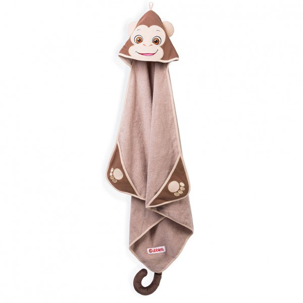 Hooded Towel Monkey