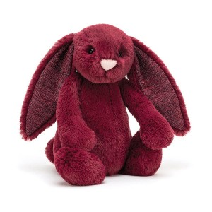Jellycat Bunny Sparkly Cassis