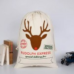 Personalised Christmas Sack - Rudolph