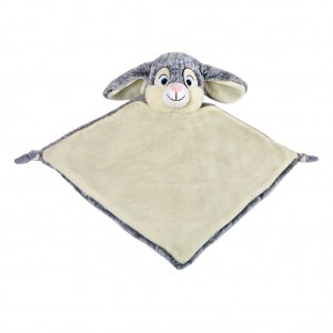 Bunny Grey Blanket