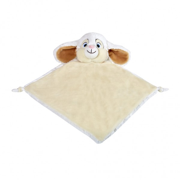 Bunny White Blanket