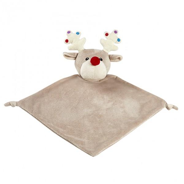 Christmas Reindeer Blanket