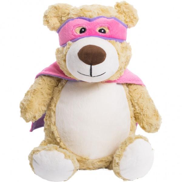 Bear Hero Pink