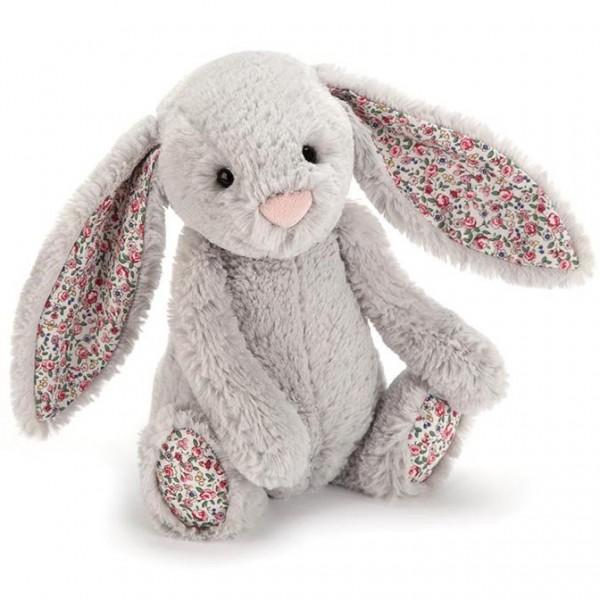 Bashful Bunny Blossom Silver