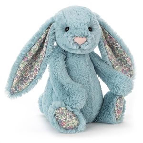 Jellycat Bunny Blossom Aqua