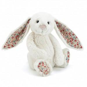 Jellycat  Bunny Blossom Cream