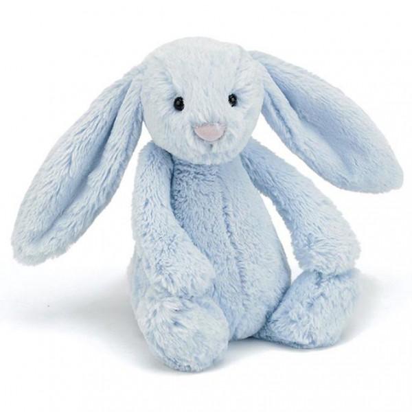 Bashful Bunny Blue