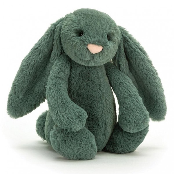 Jellycat  Bunny Forest Green