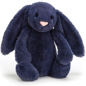 Jellycat  Bunny Navy