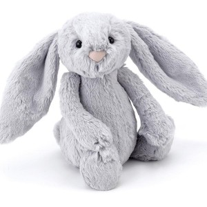 Jellycat Bunny Silver