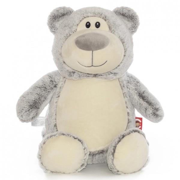 Bear Cubbie Grey