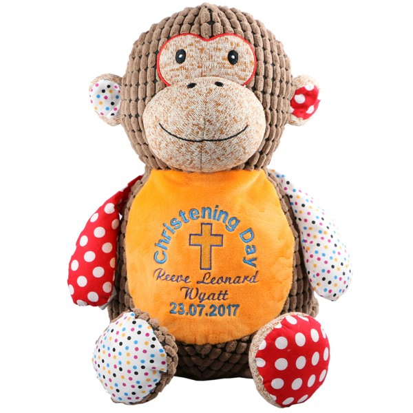 Monkey Patch Cubbie Brown