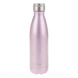 Personalised Drink Bottle Blush 500ml