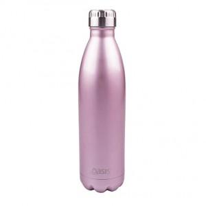 Personalised Drink Bottle Blush 750ml