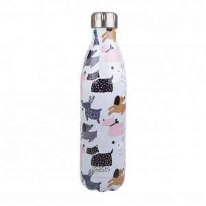 Personalised Drink Bottle Dog Park 750ml